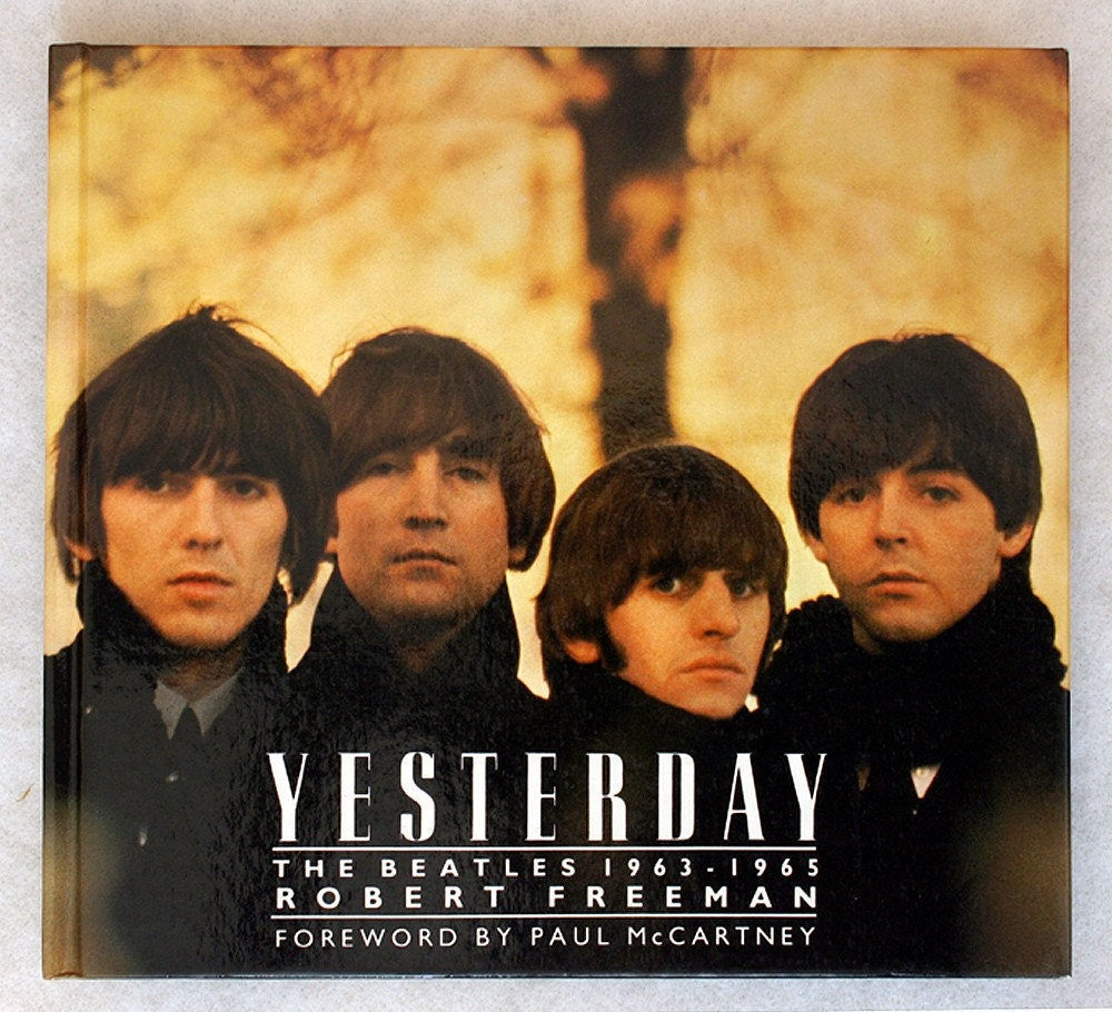 Image result for The Beatles — Yesterday