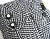 iPad Case Poe Handmade Vintage Fabric iSockit