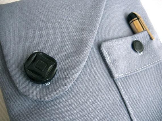 iPad Case Flagstone Handmade Vintage Fabric iSockit