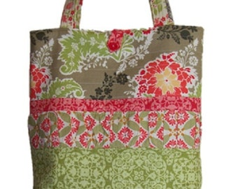 PDF - Mommy's Thimble Sadie Rose Tote