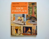 How to Plan and Build Your Fireplace (1964) Sunset