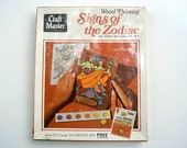 Gemini Paint by Number Set - Signs of the Zodiac - 1970