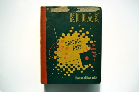 1955 Kodak Graphic Arts Handbook