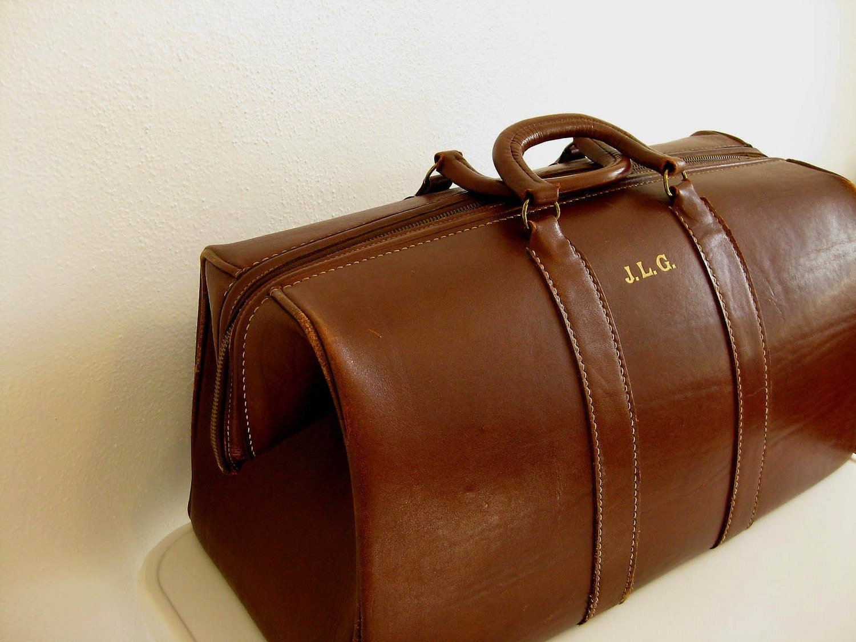Leather Gladstone 11