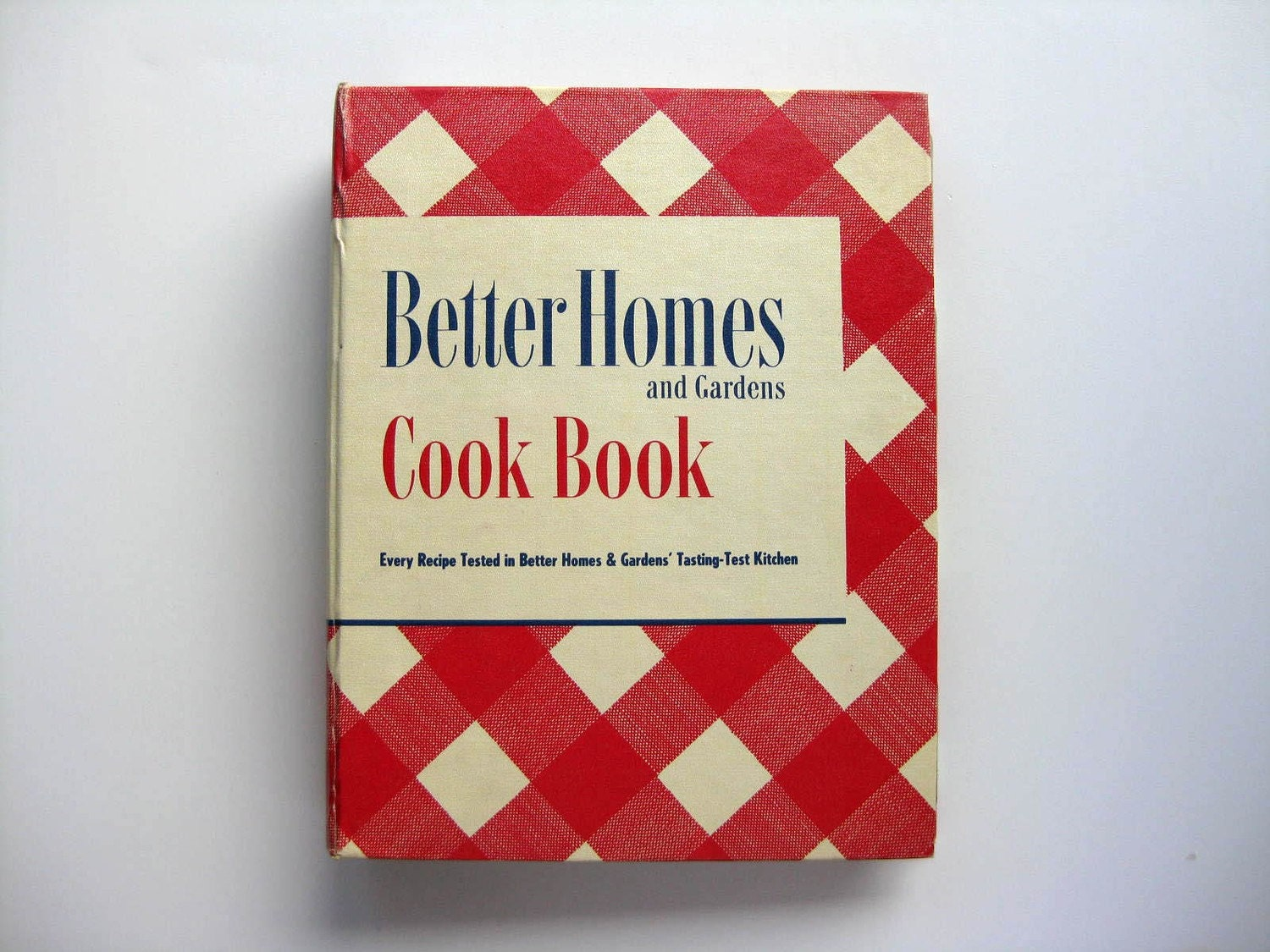 1951 Better Homes And Gardens Cook Book Deluxe Edition