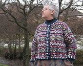 Leogh Cardigan by Elizabeth Lovick