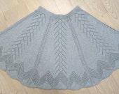 pdf pattern for the Flirty Skirt by Elizabeth Lovick in DK cotton - instant download