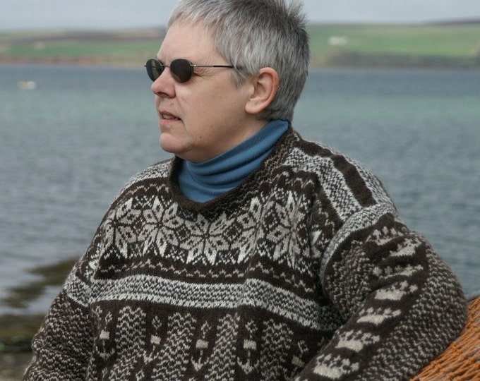 pdf Pattern for The Hope Sweater by Elizabeth Lovick - instant download