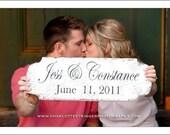 Guardar la fecha y firmar la boda Usar este signo PARA SIEMPRE 22 x 8