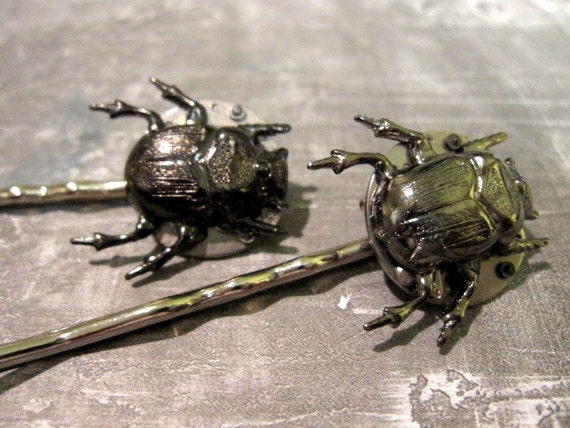 Insect Bobby Pins