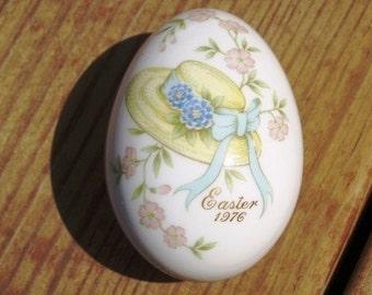 Noritake 1976 Easter Egg