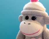 Sock Monkey - Sweet Heart Collector's Edition