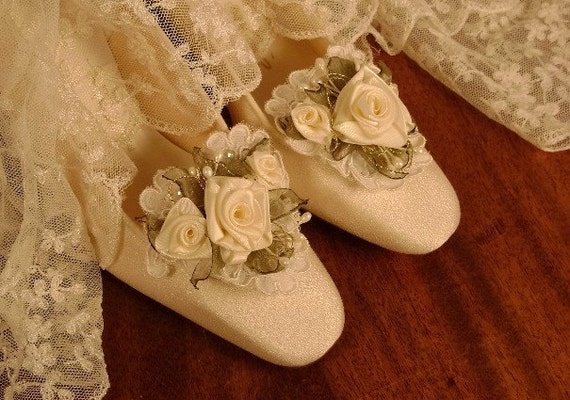 Shoe Clips for Fancy Toes