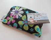 Reusable- Water Resistant - Mini Zipper Bag