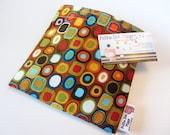 SALE- REUSABLE - water resistant - Sandwich Saks/Bags