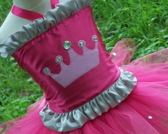 The Princess  Birthday  outfit