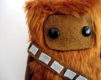 Star Wars Chewbacca Fur Ooak .15cm