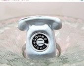 Black Friday Cyber Monday Telephone Adjustable Ring Old Fashioned Phone
