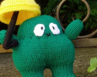 PDF Knitting Pattern - Kelly