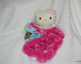 Security Blanket , Baby Blanket, Lovie - HK