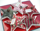 Private Listing for jenniferdui  -   Holiday Star Ornies