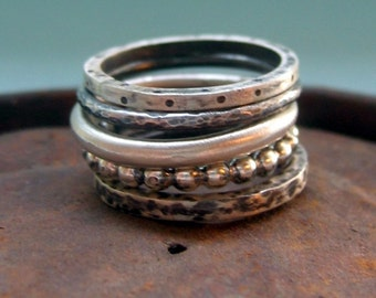 re: stacks. single deluxe ring