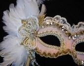 Marie Antoinette Mask II