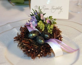 Custom Nest Favors