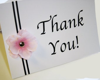 Cherry Blossom Stationery or Thank You Card