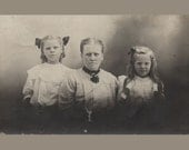 Midwest History A Family From Sweden RPPC Turn of the Century