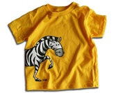 Zebra Kid's T-Shirt