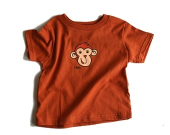 Monkey Kid's T-Shirt