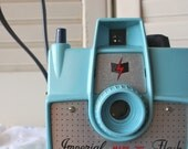Imperial Mark XII  Camera in Blue - Free Domestic Shipping