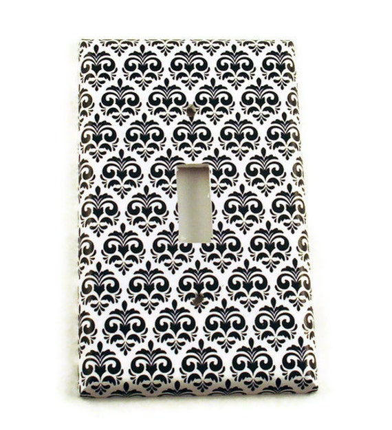 Light Switch Cover Wall Decor Switchplate Switch Plate in  Anais   (092S)