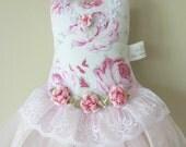 TUTU Cute Hair Clip Holder House Inc (TM) Stella fabric