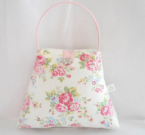 The Handbag Doorstop - Cath Kidston Spray Flowers
