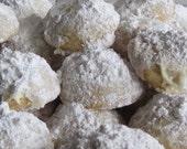 2 dozen russian tea cakes mexican wedding cookies snow balls
