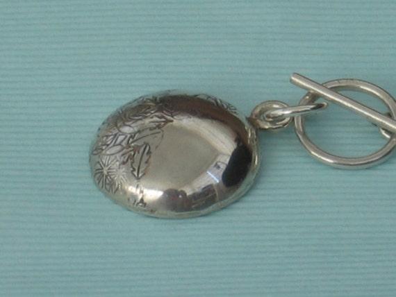 Handmade Alva silver necklace