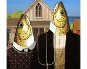 Cape Cod Gothic (framable art cod)