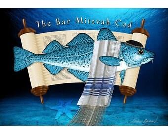 The Bar Mitzvah Cod