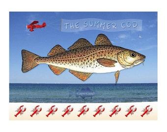 The Summer Cod (ten notecods)