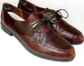 Vintage Tie Oxfords