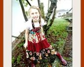 custom boutique Russian Stacking Doll Matrouska girls twirly layered Halter party Dress  4 4T 5 6 6X 7 8