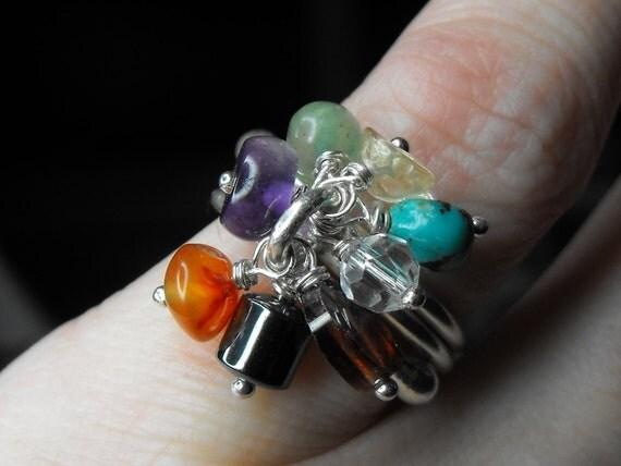 Chakra Cha Cha Ring Size 6