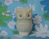 Secret Owl Hiding Stash Spot - Vintage