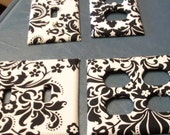 Baroque Light Switch or Outlet Cover