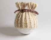 SALE - Lil Country Hare Hat - Newborn