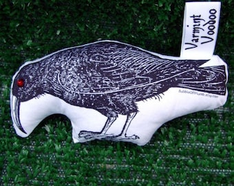Varmint Voodoo Crow or Raven Edition