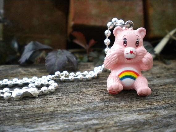 Care Bears Cheer Bear Necklace