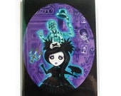 ID CASE Tribute to the Haunted Mansion Pocket Full of Posiez R